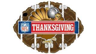 NFL Week 13: Thanksgiving Games Picks, Predictions & Colin Cowherd's Blazin'5