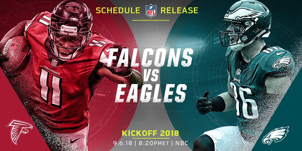 2018 NFL Kickoff: Thursday Night Football