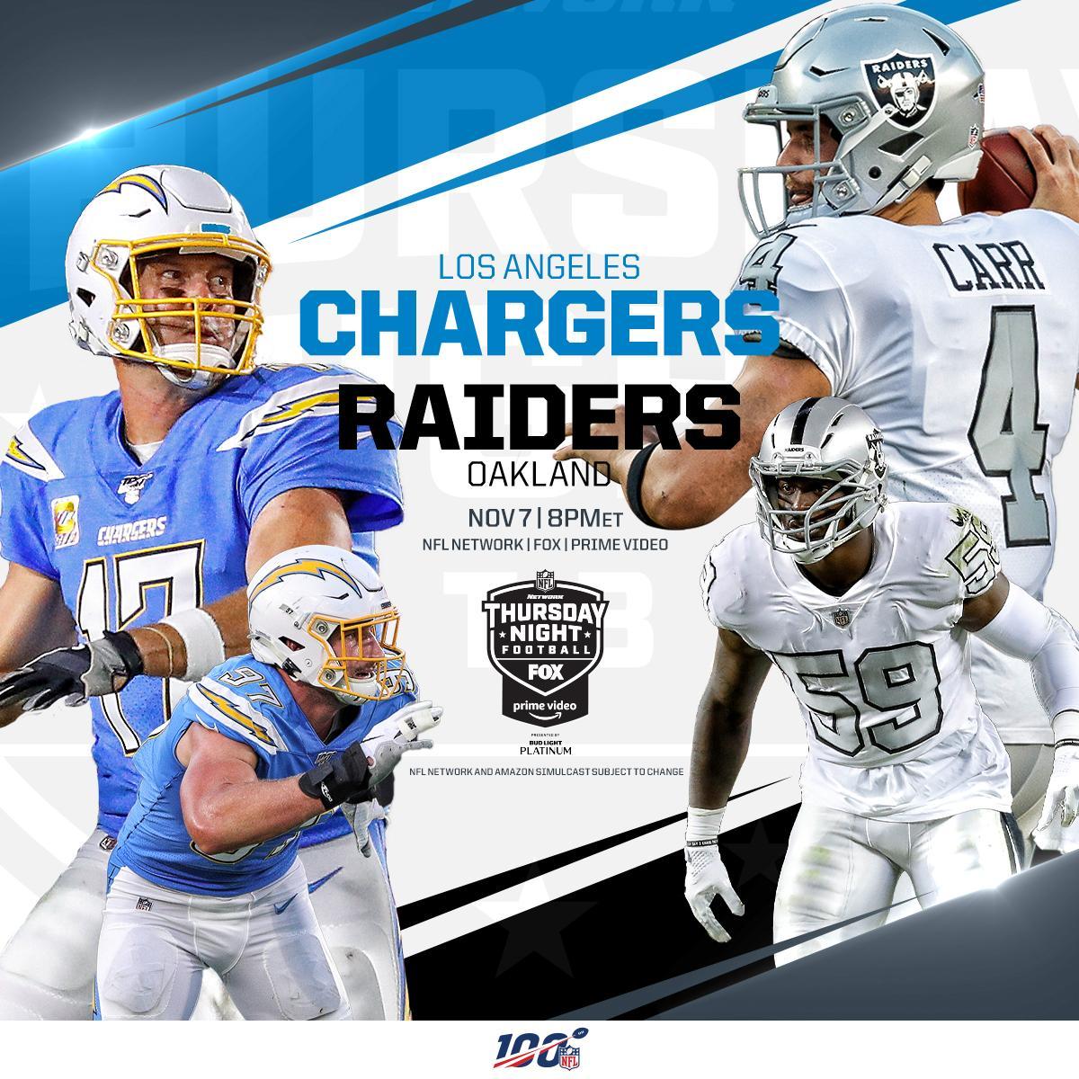 NFL Week 10: Thursday NightFootball